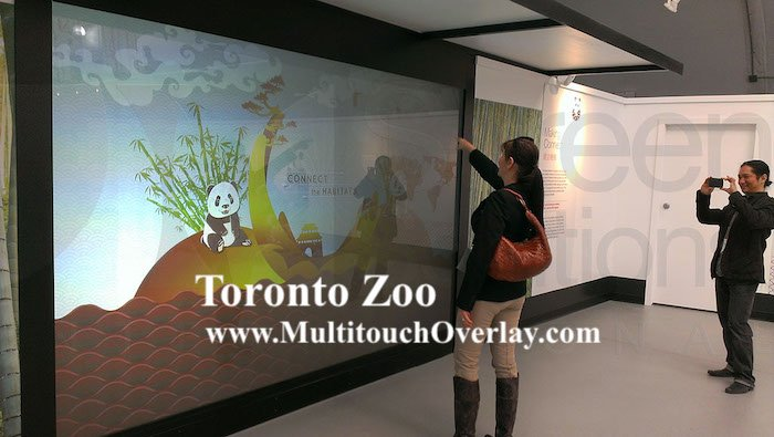 Custom Large Format Touch Screens