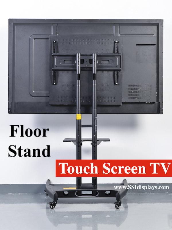 Touch Screen Display Stand