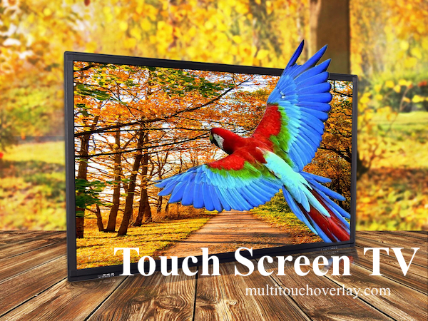Touch Screen TV 55""