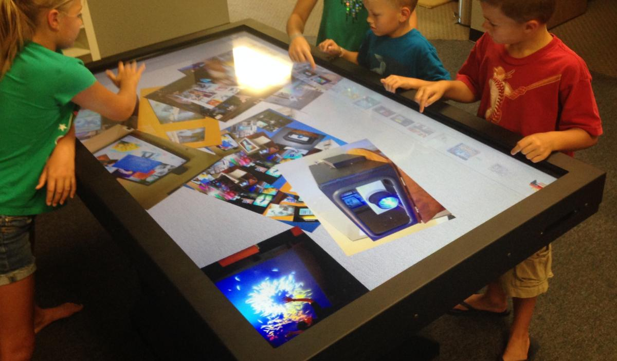 childrens-touch-table